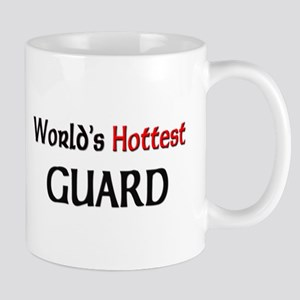World's Hottest Guard Mug